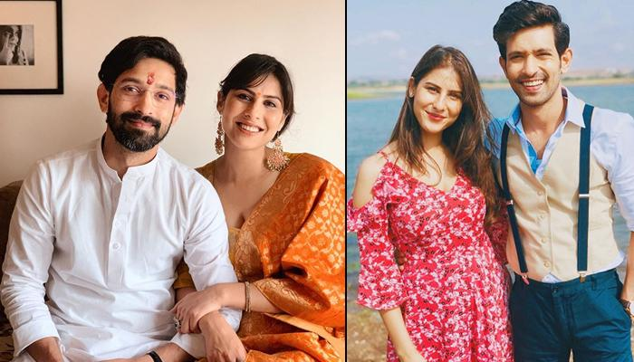 Vikrant Massey Confirms His Secret Roka With Girlfriend, Sheetal Thakur, Reveals Their Wedding Plans
