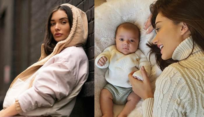Amy Jackson Shares Picture Of Her Little Munchkin, Andreas Jax Panayiotou, Loaded With Cuteness