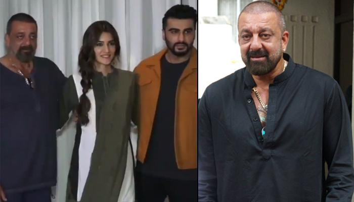 Sanjay Dutt Reveals Which Bollywood Diva Could Be His 309th Girlfriend During 'Panipat' Promotions