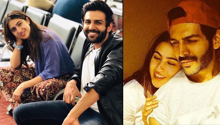 Kartik Aaryan Picking Sara Ali Khan's Name As 'Patni' Makes Us Wonder If They Are Still Together