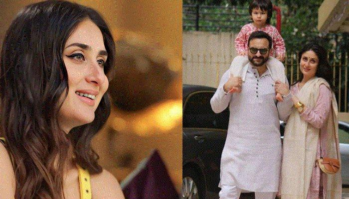 Kareena Kapoor Khan Reveals The Name Of The First Person With Whom She Had Shared Her Pregnancy News