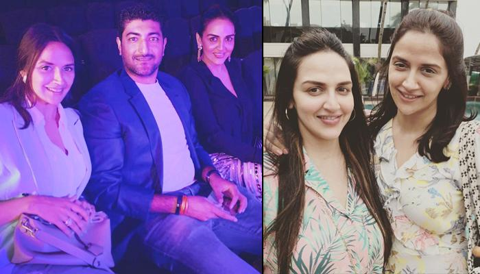 Esha Deol Wishes Her Darling Brother-Cum-Jiju, Vaibhav Vohra On His Birthday With A Lovely Picture