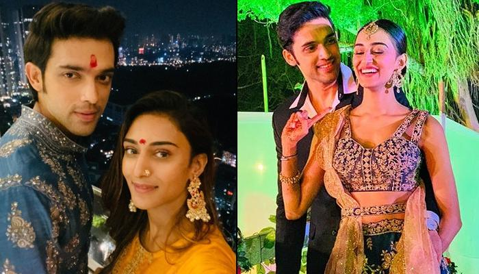 Erica Fernandes And Parth Samthaan Are Back Together, To Give Their Relationship A Second Chance