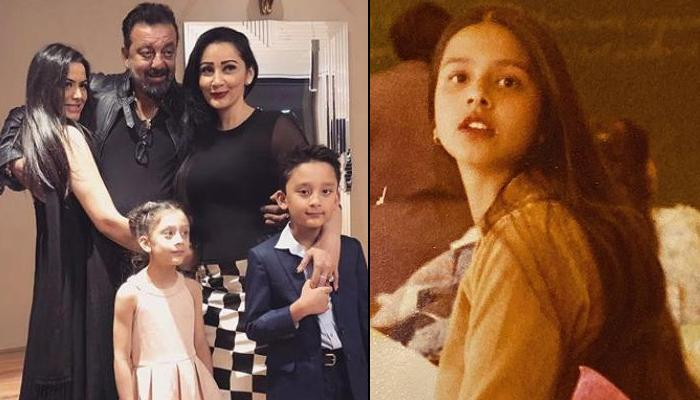 Maanayata Dutt's Comment On Sanjay Dutt's First Wife, Richa Sharma's Throwback Picture Is All Love