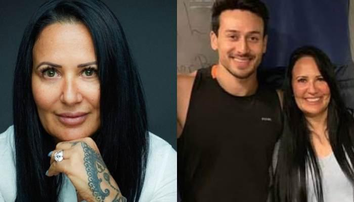 Tiger Shroff's Mother, Ayesha Shroff Shares A Picture Of Son With An Emotional Note