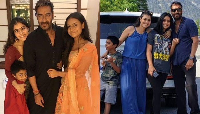 Kajol Asks Her Kids, Nysa And Yug For 'Hisaab' Whenever They Go Out, Reveals Their Reaction