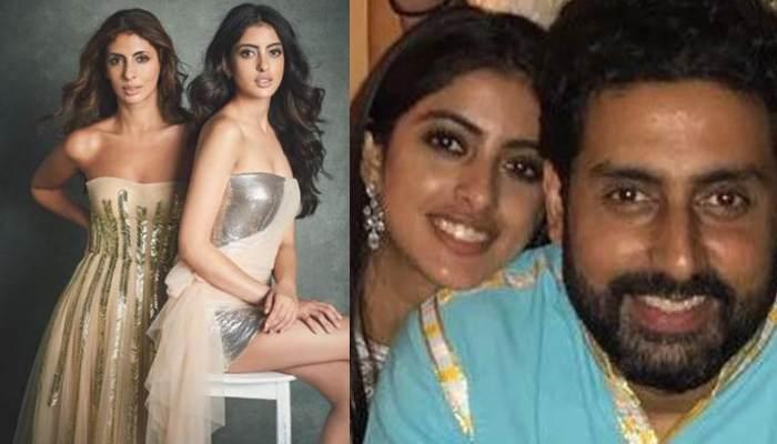 Shweta Bachchan Nanda And Abhishek Bachchan Post Heartfelt Wishes On Navya Naveli Nanda's Birthday