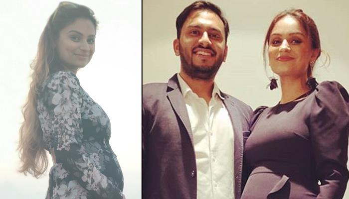 Dimpy Ganguly's Pregnancy Glow And Mini-Baby Bump In Her 'Date Night' Photo With Hubby Is Unmissable