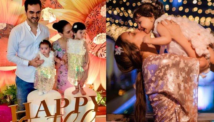 Esha Deol And Daughter, Radhya Have Already Begun Their Christmas Celebration, Posts Pic Of Tree
