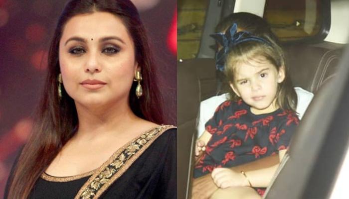 Rani Mukerji Celebrates Daughter, Adira's Birthday, AbRam, Laksshya, Yash And Roohi Attend The Bash