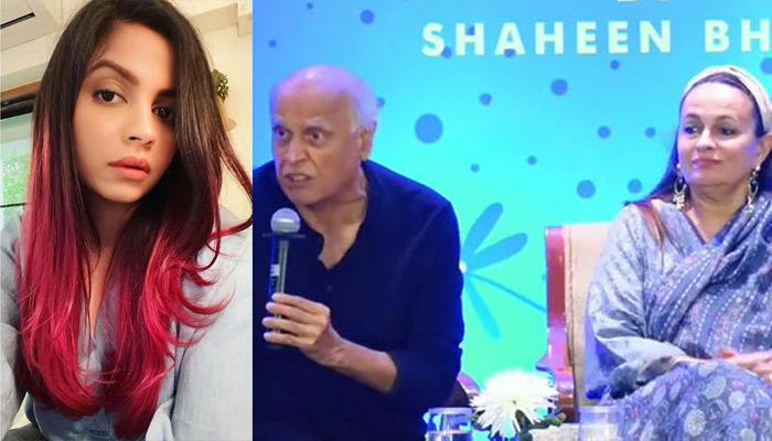 Mahesh Bhatt Gets Miffed At Daughter, Shaheen Bhatt's Book Launch Over Journalists' Questions