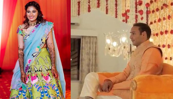 Anam Mirza And Asad Azharuddin's Pre-Wedding Trailer Out, Couple All Set For A 'Happily Ever After'