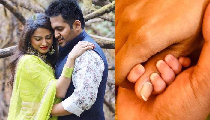 Rucha Hasabnis Of 'Saath Nibhana Sathiya' Fame Welcomes Her First Child, Shares A Cute Picture