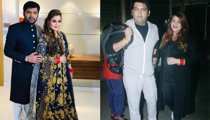 Kapil Sharma And Ginni Chatrath Welcome Their First Child Two Days Before Their First Anniversary