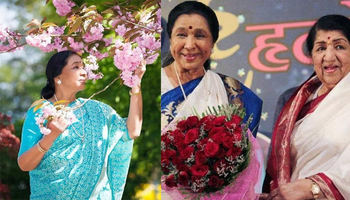 Asha Bhosle Shares Her Joy On The Return Of Her Sister, Lata Mangeshkar From Hospital After 28 Days