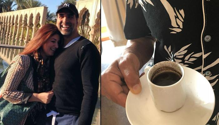 Twinkle Khanna's Hilarious Revelation On Why Hubby Akshay Kumar Isn't Allowed To Make Coffee At Home
