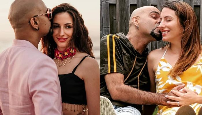 Raghu Ram Reminisces His 'Magical Mehendi' Night With Wife, Natalie, Shares An Unseen Picture