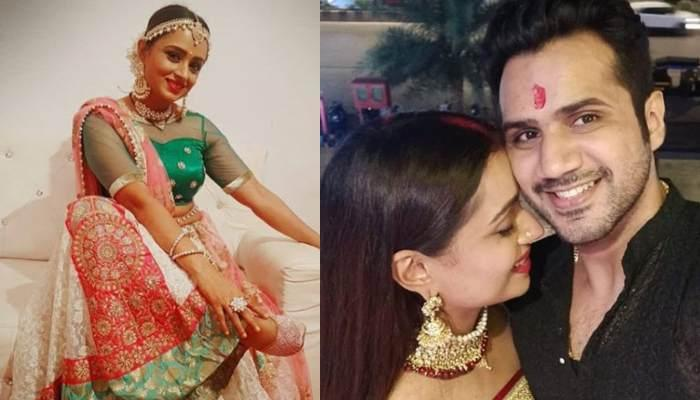 Paarul Chauhan Posts A Heartfelt Wish For Hubby, Cherag Thakkar On Their First Wedding Anniversary