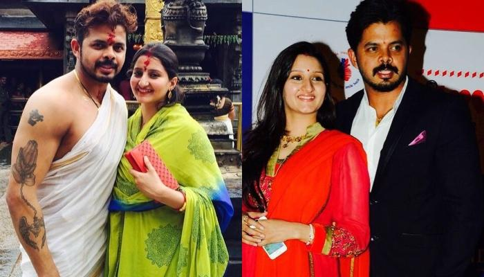 Sree Santh Shares A Heartfelt Note For His Wife, Bhuvneshwari Sreesanth On Their Wedding Anniversary