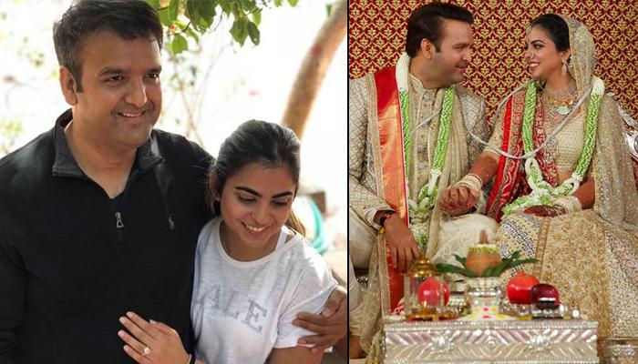 Isha Ambani And Anand Piramal's First Anniversary, Love Story From Being Family Friends To Soulmates