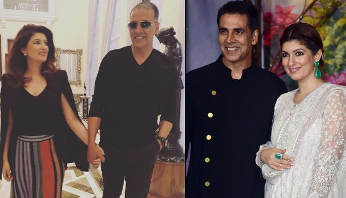 Akshay Kumar's Special Gift For Wife, Twinkle Khanna Is Hilarious, She Gives It 'Best Present Award'