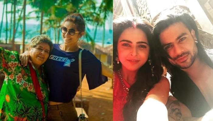 Madhurima Tuli's Mom Feels Her Daughter And Ex, Vishal Aditya Singh Are Making Fool Of Themselves