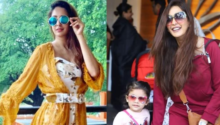 Chahatt Khanna Goes Christmas Shopping With Her Daughter, Zoharr For Their Holly-Jolly Vacation