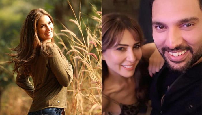 Kim Sharma's Sweetest Wish For Her Ex, Yuvraj Singh On Birthday, Praises His Wife Hazel Keech