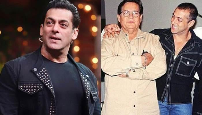 Salman Khan Reveals An Unknown Fact About His Father, Salim Khan At 'The Kapil Sharma Show'