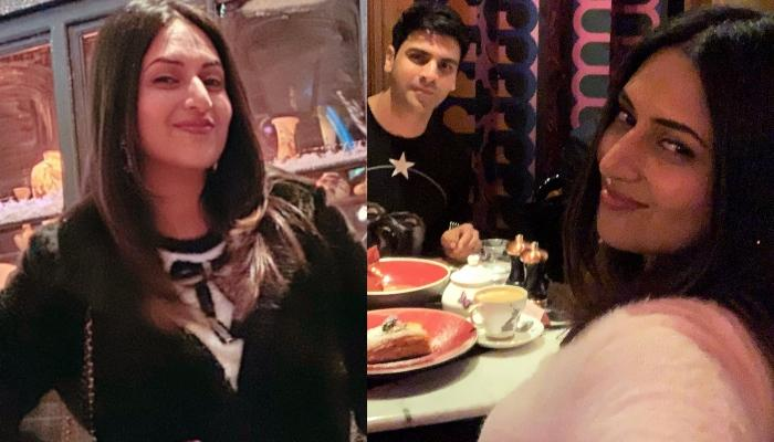 Vivek Dahiya Turns Wife, Divyanka Tripathi Dahiya's Birthday Extra Special With A Dinner Date