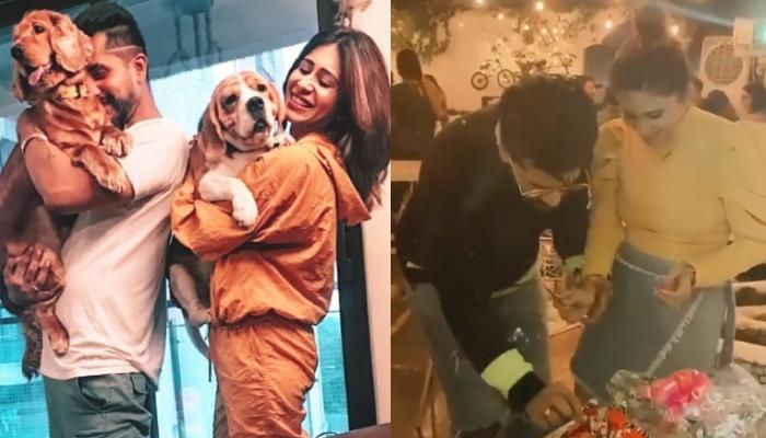 Kishwer Merchantt And Suyyash Rai Complete Three-Years Of Marital Bliss With A Grand Bash
