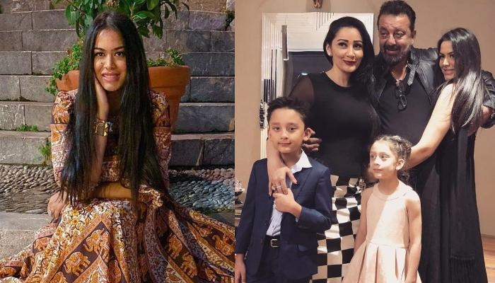 Sanjay Dutt's Daughter, Trishala Shares A 'Happy Holiday' Picture, Step-Mom, Maanayata Sends Love
