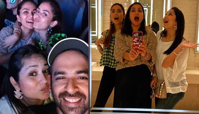 Mira Rajput Kapoor Reuniting With Rajput Sisters For U2 Concert Will Remind You Of Your Girl Squad