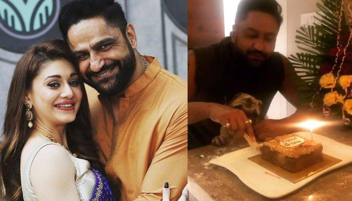 'Bigg Boss 13' Shefali Jariwala's Hubby, Parag Tyagi Celebrates Her Birthday Alone, Away From Her