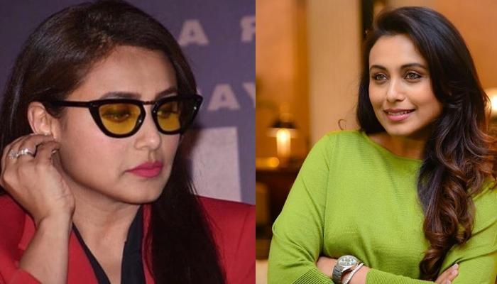 Rani Mukerji Reveals The Reason Behind Her Fights With Husband, Aditya Chopra