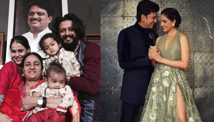 Genelia Deshmukh's Heartfelt Birthday Wish For Hubby, Riteish Deshmukh Is Pure Love