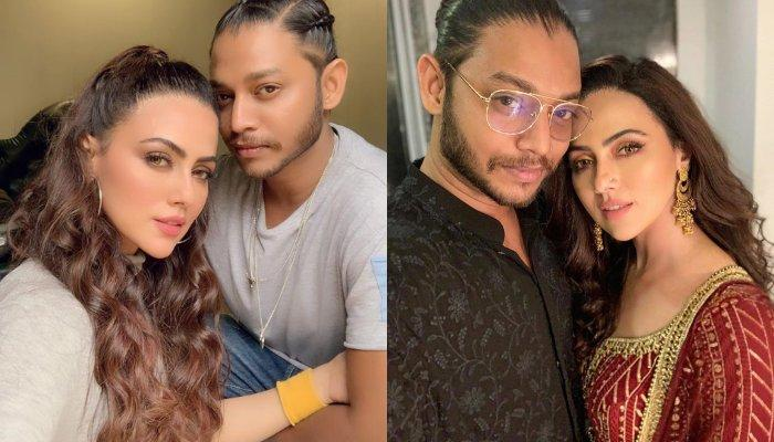 Sana Khaan Deliberately Avoiding Professional Associations With Melvin Louis After Rumoured Breakup?