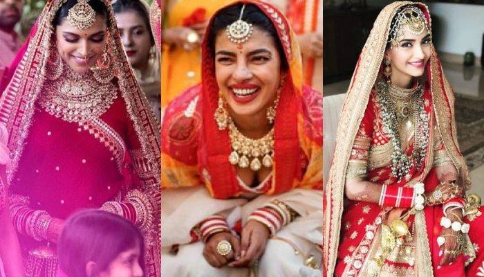 7 Bollywood Divas Who Flaunted Their Wedding Jewellery With Utmost Grace Post Their Wedding