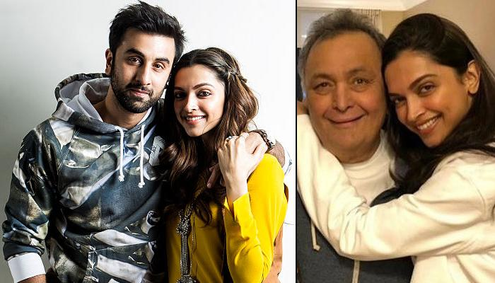 Deepika Padukone To Reunite With Her Ex, Ranbir Kapoor's Father, Rishi Kapoor For An Upcoming Movie