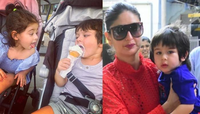 Taimur Ali Khan's Birthday Bash, Inaaya Looks Like A Princess In White, Soha And Kareena Twin