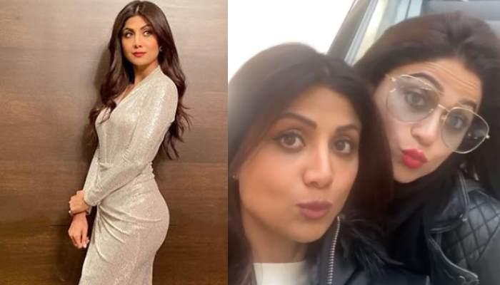 Shilpa Shetty Kundra Posts A Video From London, Set To Ring In Christmas And New Year With Family