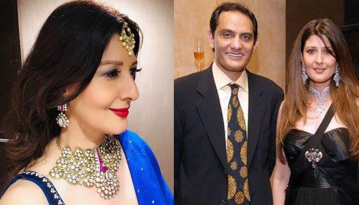 Sangeeta Bijlani And Mohd Azharuddin Met Each Other At Anam-Asad's Wedding And This Is What Happened