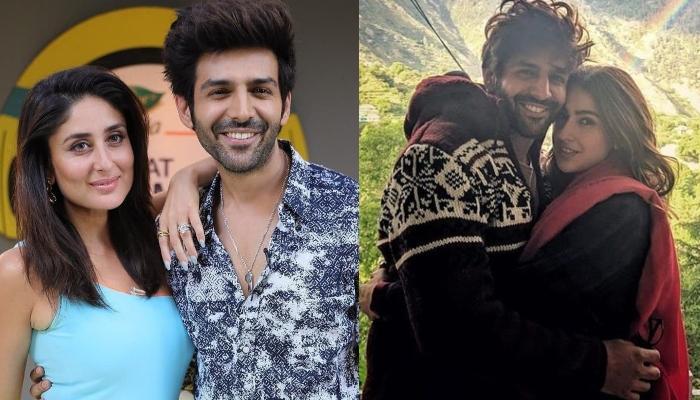 Kartik Aaryan Reveals To Kareena Kapoor Khan About His 'Liking' Towards Sara Ali Khan