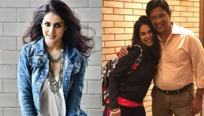 Genelia Deshmukh Posts A Heartmelting Birthday Wish For Her Coolest Dad, Calls Him 'Life's Lesson'