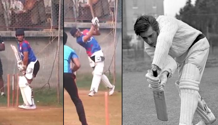 Ibrahim Ali Khan's Cricket Shots Will Remind You Of His Late Grandfather, Mansoor Ali Khan Pataudi