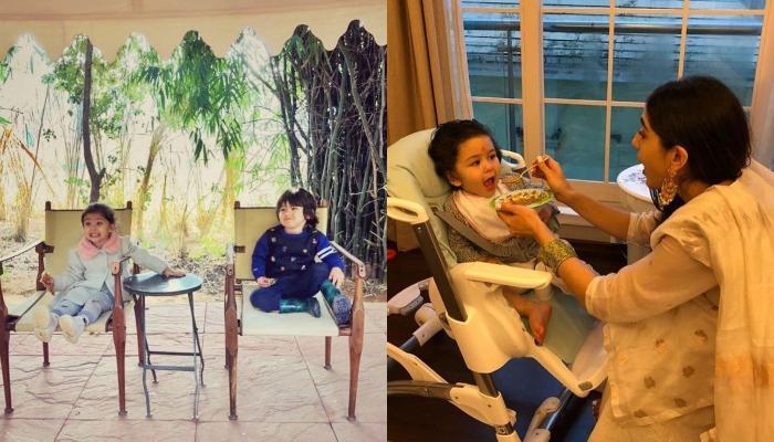 Sara Ali Khan And Inaaya Naumi Kemmu's Sweet Birthday Wishes For Taimur Ali Khan As He Turns 3
