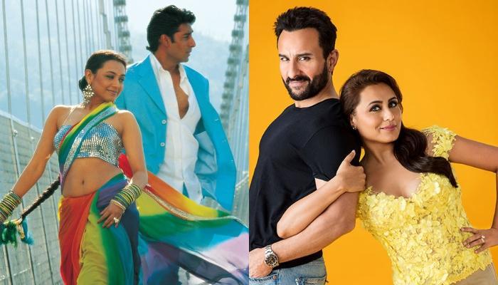 Rani Mukerji Reveals Why Once Rumoured BF Abhishek Bachchan Isn't A Part Of 'Bunty Aur Babli' Sequel