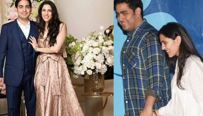 Akash Ambani And Shloka Mehta Look Adorable As They Walk Hand-In-Hand At Ambani School Annual Day