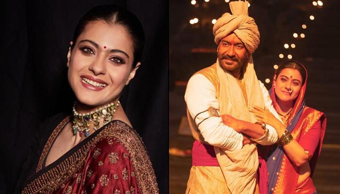 Kajol Reveals The Real Reason Behind Ajay Devgn Asking Her To Work In 'Tanhaji The Unsung Warrior'