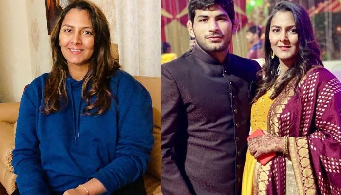 Geeta Phogat Welcomes Her First Child, Shares An Adorable Picture Of Her New-Born Baby